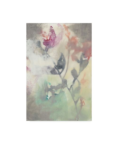"Trademark Global Jennifer Goldberger Subtle Sway II Canvas Art - 20"" x 25"""