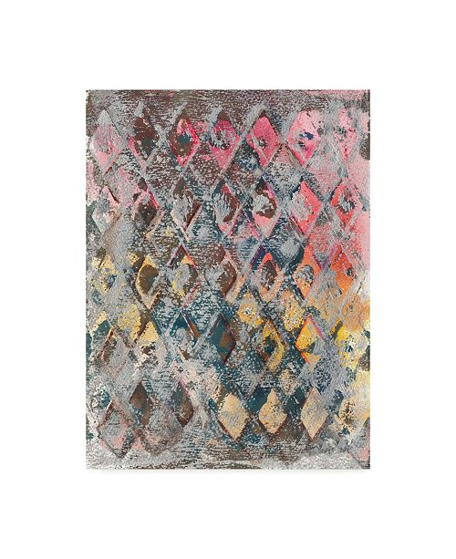 "Trademark Global Joyce Combs Wired For Spring III Canvas Art - 20"" x 25"""