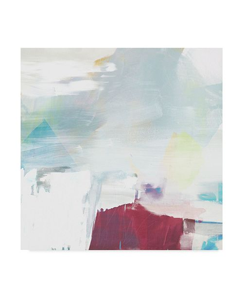 "Trademark Global Sisa Jasper Invisible III Canvas Art - 20"" x 25"""