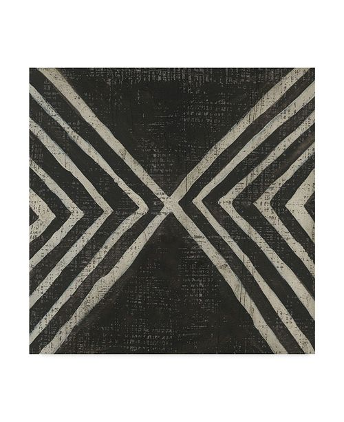 "Trademark Global Chariklia Zarris Stone I Canvas Art - 15"" x 20"""