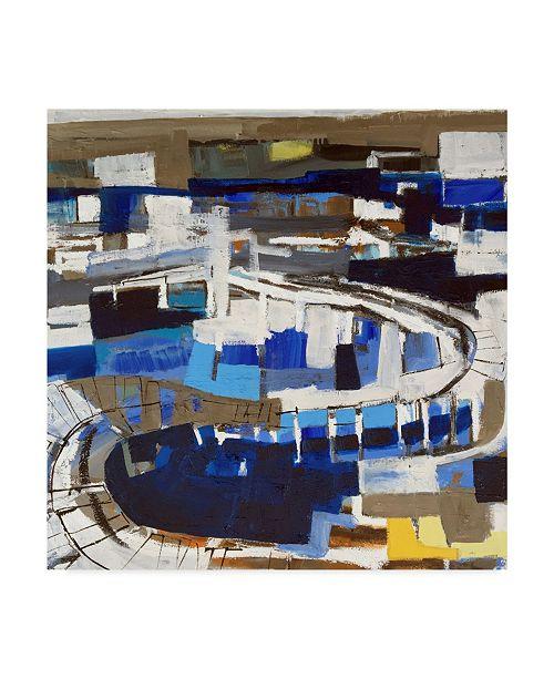 "Trademark Global Erin Mcgee Ferrell Bridge IV Canvas Art - 15"" x 20"""