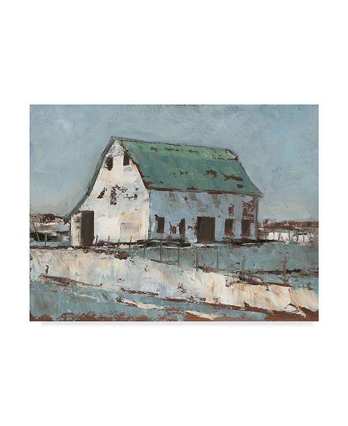 "Trademark Global Ethan Harper Plein Air Barn II Canvas Art - 20"" x 25"""