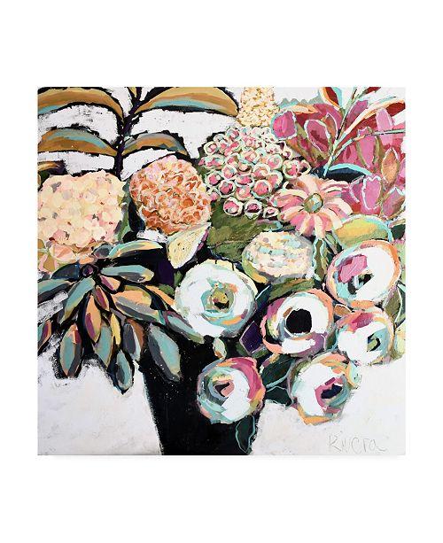 "Trademark Global Michelle Rivera Summer Lovin I Canvas Art - 15"" x 20"""