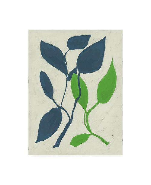 "Trademark Global Chariklia Zarris Tropic VI Canvas Art - 20"" x 25"""