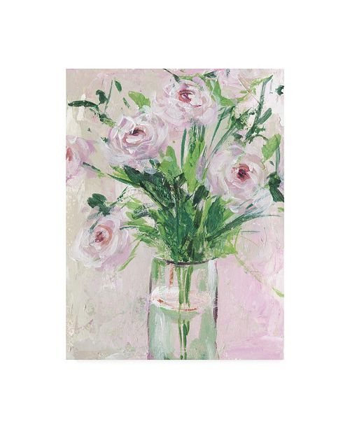"Trademark Global Melissa Wang The Morning Dew I Canvas Art - 20"" x 25"""