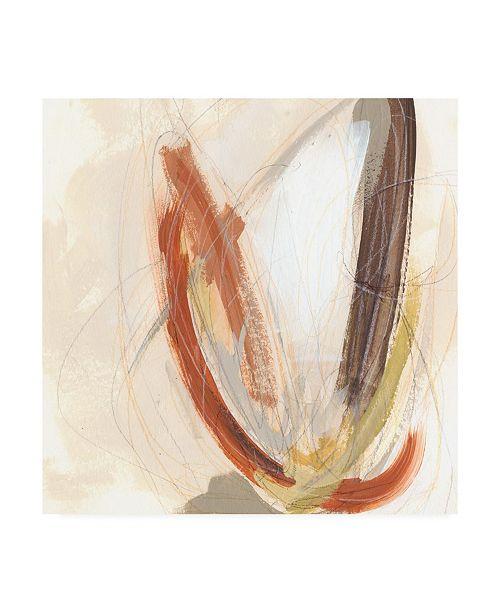 "Trademark Global June Erica Vess Upstage II Canvas Art - 27"" x 33"""