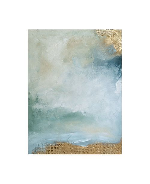 "Trademark Global Julia Contacessi Imprint III Canvas Art - 37"" x 49"""