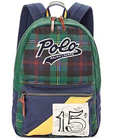 Men's Cotton Canvas Backpack