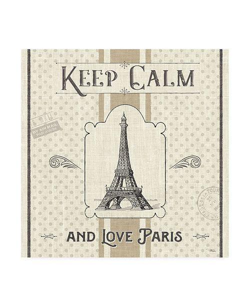 "Trademark Global Pela Studio Paris Farmhouse V Canvas Art - 19.5"" x 26"""