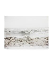 "Design Fabrikken Breaking Waves Fabrikken Canvas Art - 36.5"" x 48"""