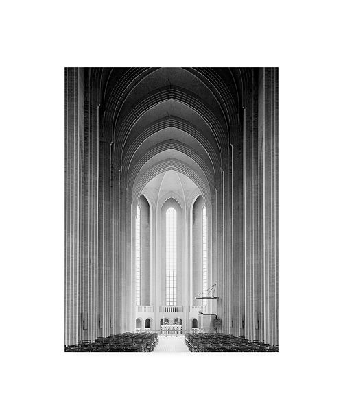 "Trademark Global Design Fabrikken Architecture 4 Fabrikken Canvas Art - 27"" x 33.5"""