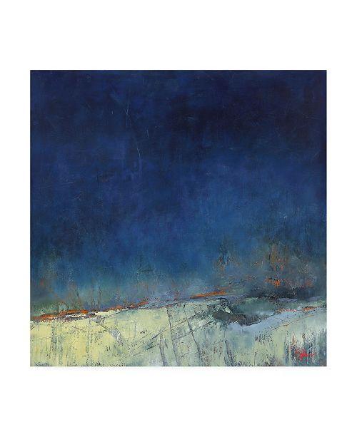 "Trademark Global Patrick Dennis Dugout Canvas Art - 15.5"" x 21"""