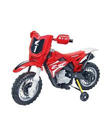 Best Ride On Cars Licensed Honda Crf250R Dirt Bike