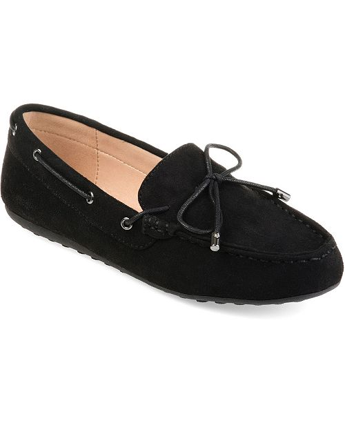 Journee Collection Women's Comfort Thatch Loafers