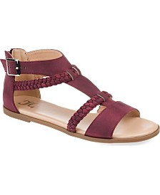Journee Collection Women's Comfort Florence Sandals