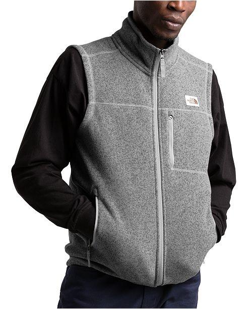 The North Face Men's Gordon Lyons Full Zip Vest