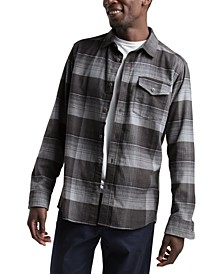 Men's Stayside Standard-Fit Plaid Chamois Shirt