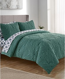Chateau 7-Pc. Queen Bed in a Bag