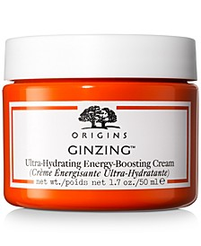 GinZing Ultra-Hydrating Energy-Boosting Cream, 1.7-oz.