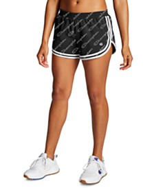 Champion Phys Ed Logo-Print Shorts