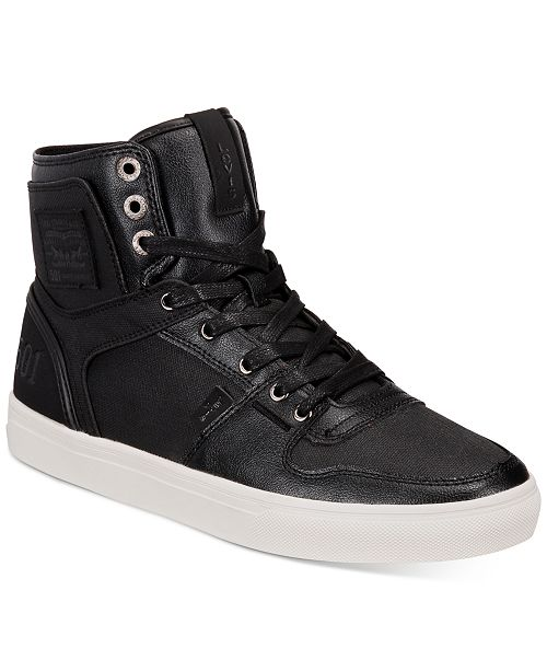 Levi's Men's Mason 501 High-Top Sneakers