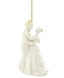 2019 Bride and Groom Ornament