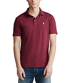 Polo Ralph Lauren Men's Big & Tall Classic-Fit Performance Polo