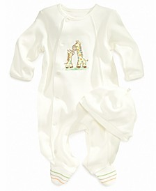 Baby Boys & Girls Giraffe Sleeper