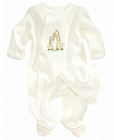Little Me Baby Boys & Girls Giraffe Sleeper