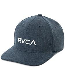 RVCA Men's Flex Fit Hat