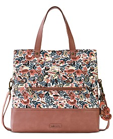 Sakroots Colby Convertible Tote