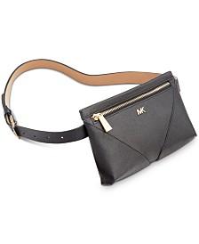 Michael Michael Kors Saffiano Belt Bag