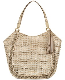 Brahmin Marianna Sagrado Leather Tote