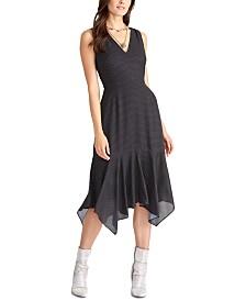 RACHEL Rachel Roy Juniors' Handkerchief-Hem Dress