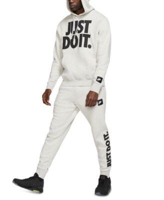 Men's Sportswear Just Do It Fleece Zip Hoodie