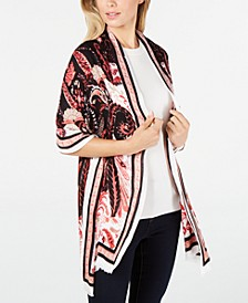 INC Paisley-Print Pashmina, Created for Macy's
