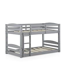 Wade Twin Floor Bunk Bed