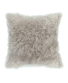 Cashmere Fur Pillow