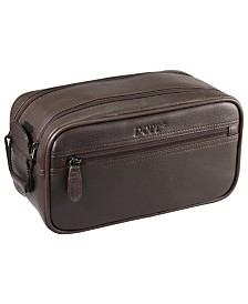 Dopp First Class Seasoned Traveler Soft Sided Multi-Zip Travel Kit