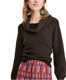 Free People Echo Beach Pullover Sweater