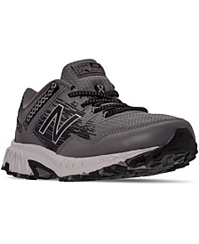 Men's 410 V6 Trail Running Sneakers from Finish Line