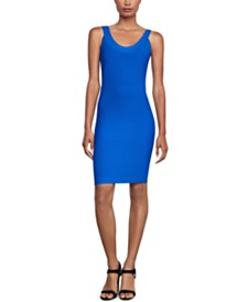 BCBGMAXAZRIA Mini Tank Dress