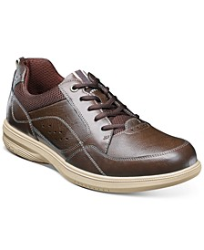 Men's Walk Moc-Toe Lace-Up Oxfords