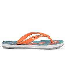 Guy Harvey Women's Cayman Clownfish Flip-Flop Sandals