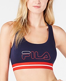 Logo Low-Impact Sports Bra