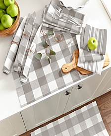 Farmhouse Living Stripe & Check Collection