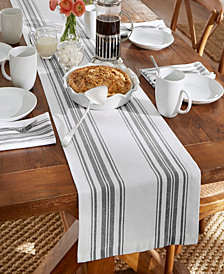 Elrene Farmhouse Living Homestead Stripe Collection