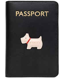 Radley London Leather Passport Cover