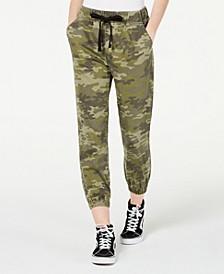 Drawstring Jogger Jeans
