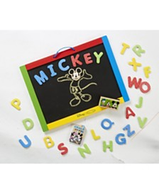 Melissa and Doug Mickey Mouse Magnetic Chalkboard